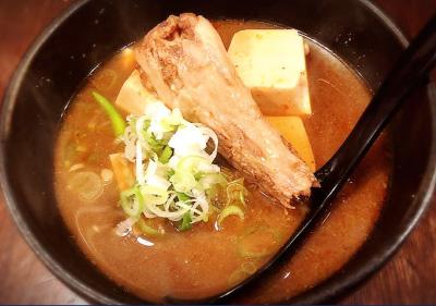激辛トンビ豆腐